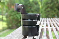 Bugaboo porte goblet - cup holder with adapters for all bugaboos