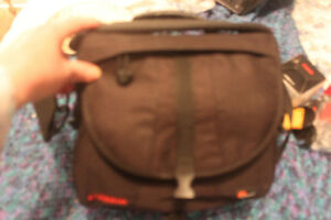Like New Black Camera Bag ( use a few times )
