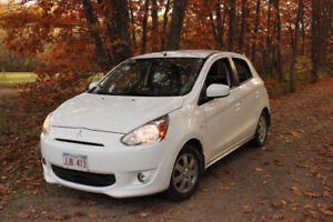 2014 Mitsubishi Mirage + 4 TIRES !!