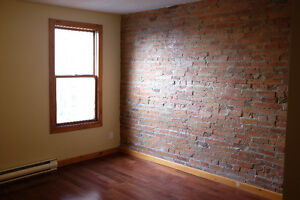 character 2-bedroom in downtown Kingston