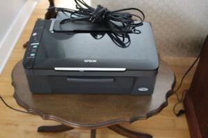 Epson Printer Scanner