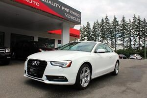 2013 Audi A5 - Only 34,000 KMS !