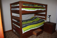 Bunk Bed or single beds(3) - Strudy