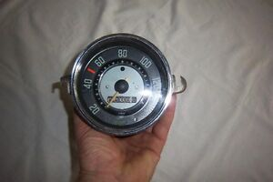 classic vw 1961-67 vw bug or bus speedometer in km/h