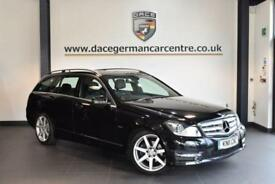 2011 11 MERCEDES-BENZ C CLASS 1.8 C180 BLUEEFFICIENCY SPORT 5DR 155 BHP