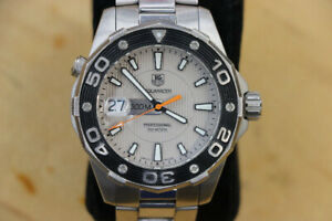 Men's TAG Heuer aqua racer for sale