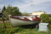 wooden plank boat for sale