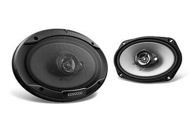 "Kenwood KFC-6966S 400 Watts 6"" x 9"" 3-Way Coaxial Car Audio Speakers 6""x9"" New"
