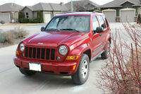 2007 Jeep Liberty SUV,
