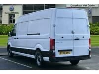 2021 Volkswagen Crafter CR35 Panel van Trendline LWB 140 PS 2.0 TDI 6sp Manual F