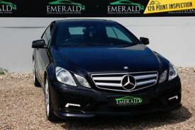2011 11 MERCEDES-BENZ E CLASS 3.0 E350 CDI BLUEEFFICIENCY SPORT 2D AUTO 231 BHP