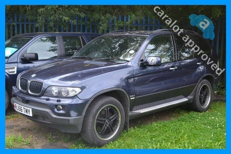 2006 bmw x5 3 0 d sport 5dr in spondon derbyshire gumtree. Black Bedroom Furniture Sets. Home Design Ideas