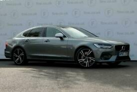image for 2017 Volvo S90 2.0 D5 PowerPulse R DESIGN 4dr AWD Geartronic Auto Saloon Diesel