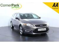 2014 FORD MONDEO TITANIUM X BUSINESS EDITION TDCI ESTATE DIESEL