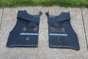 THUNDERBIRD 1964 to 1966 Interior Rear Quarter Panels: