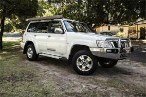 2011 Nissan Patrol ST (4x4) Welshpool Canning Area Preview