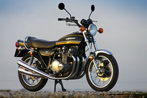 Wanted Kawasaki Z1 or KZ900 bikes or engines 1972 to 1980