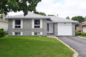 981 Limestone Dr., Kingston. September 15, $1900 plus (3+1 bed)