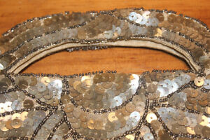 Old Sequin Hand Bag - France London Ontario image 3
