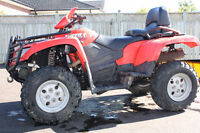 great atv lots of accessories need gone