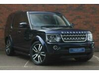 2015 Land Rover Discovery 4 3.0 SD V6 XS LCV Auto 4WD 5dr SUV Diesel Automatic