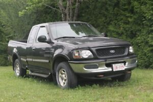 1998 Ford F150 XLT 4X4 5.4 Litre