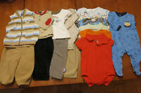 Baby boy clothes 9m. Mixed lot. 15 items