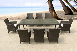 outdoor dining furniture calgary collections