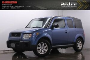 2006 Honda Element Y 4WD 4AT