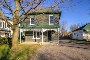 ***Fully Renovated Duplex in Woodstock, ON***