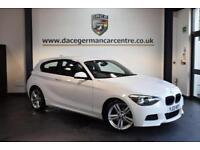 2013 13 BMW 1 SERIES 2.0 116D M SPORT 3DR 114 BHP DIESEL