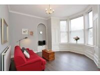 Beautiful 1 Bedroom Flat For Sale (Bay Windows, Private Garden, Private Car Space)