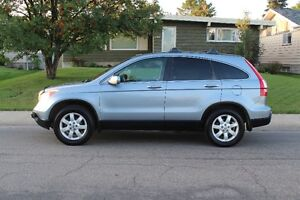2007 Honda CR-V EXL SUV LEATHER FULLY LOADED WELL MAINTAINED