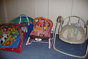 Baby Gear From Grandma's House