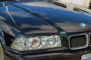1994 e36 BMW 3-Series M Package Convertible London Ontario image 3