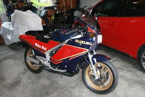 SUZUKI RG400