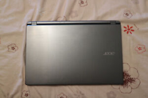 "Acer Aspire V5 15.6"" Touchscreen Core i7 4500U 6GB RAM 256GB SSD"