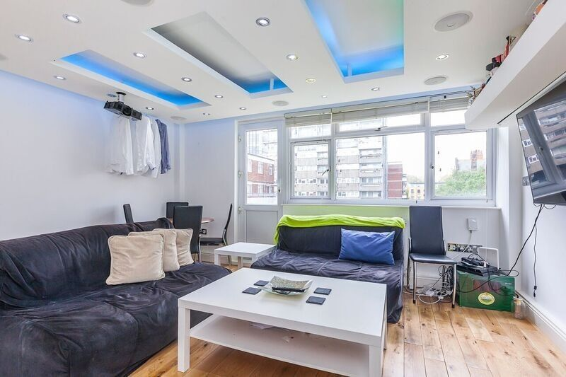 4 DOUBLE BEDROOM APARTMENT IN SHOREDITCH LIVERPOOL STREET