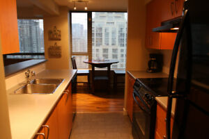 $2195 / 1br - 600ft2 - FULLY FURNISHED 1 BEDROOM IN YALETOWN