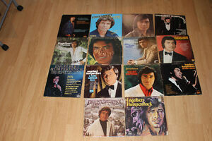 14 RECORDS OF ENGELBERT HUMPERDINCK. GREAT CONDITION!!
