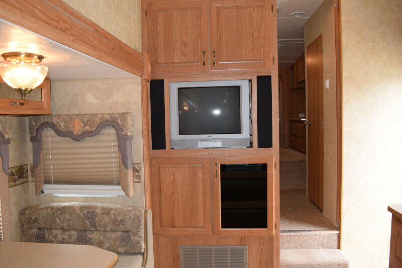 2006 Jayco Eagle Fifth Wheel Trailer | Travel Trailers ...