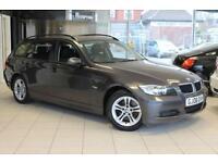 2008 08 BMW 3 SERIES 2.0 320D SE TOURING 5D 175 BHP DIESEL