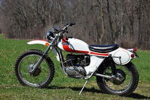 1973 Ossa Six Days Replica (SDR)
