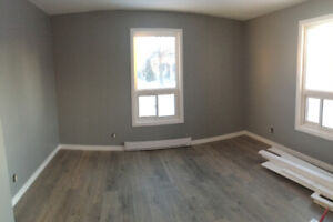 Renovated 2 BEDROOM apartment for rent in St Catharines