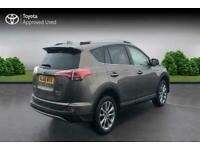 2016 Toyota RAV4 2.5 Hybrid Excel AWD Auto Station Wagon P/Electric Automatic
