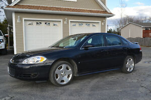 2008 Chevrolet Impala Anniversary Edition Sedan