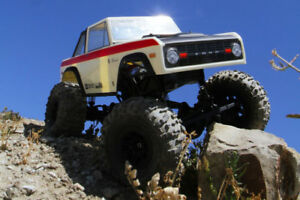 RC 1:10 Ford Bronco 1973 4x4 (NEUF)
