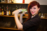 Start a New Career as a Professional Bartender