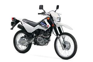 Dual Sport / Street & Trail Motorcycle