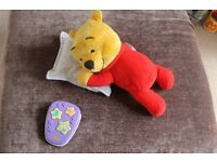 Fisher price Winnie the Pooh sing me to sleep